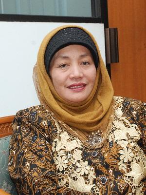 Dr. Ir. Triwara Buddhi Satyarini, M.P.